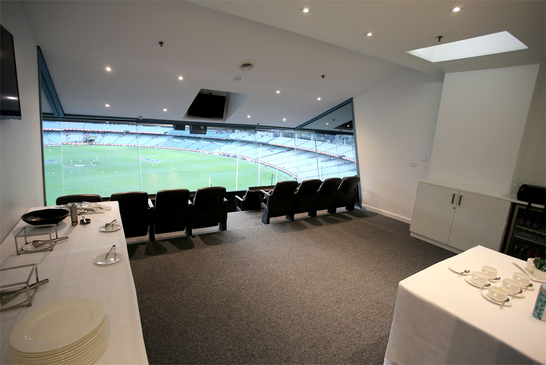 MCG Corporate Box - 18 Seater