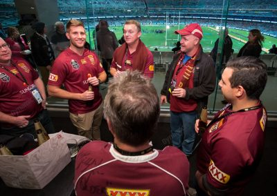 2018 State of Origin MCG Corporate Function Room