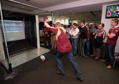 2018 State of Origin MCG Corporate Package Harrison Room