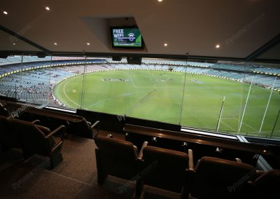 MCG Corporate Box 18 Seater View of Field