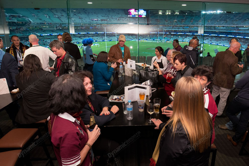 premiers dining mcg state of origin corporate dining package