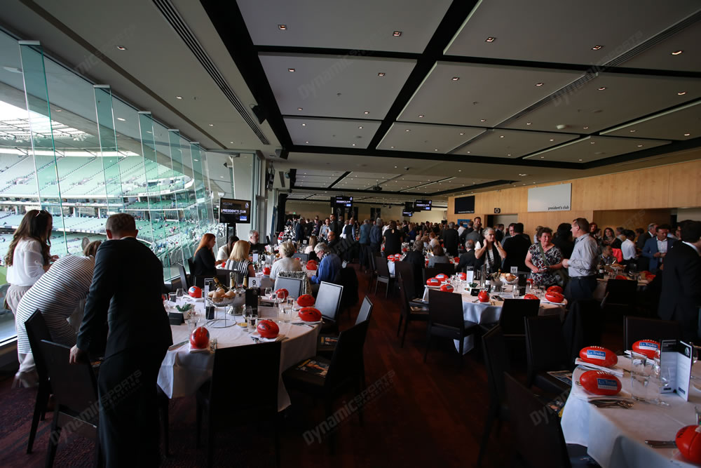MCG - Immortals Dining Olympic Room