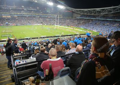 ANZ Stadium Corporate Boxes NRL Club