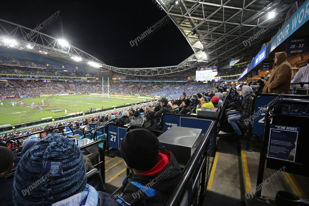 ANZ Stadium - 8 seat box