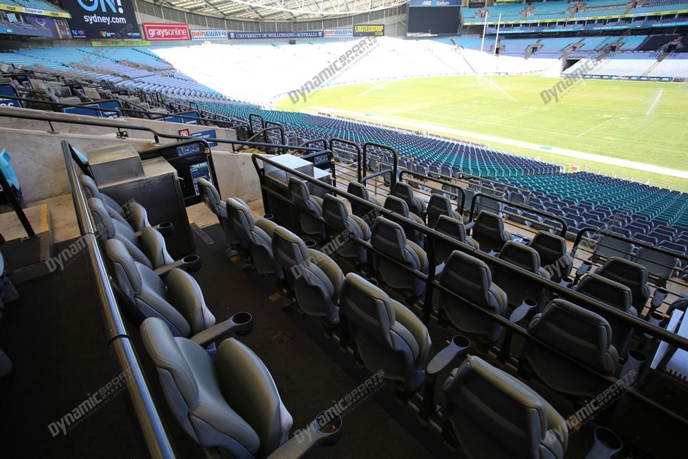 ANZ Stadium - 12 seat box