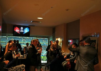 ANZ Stadium - Corporate Suite - BM half time
