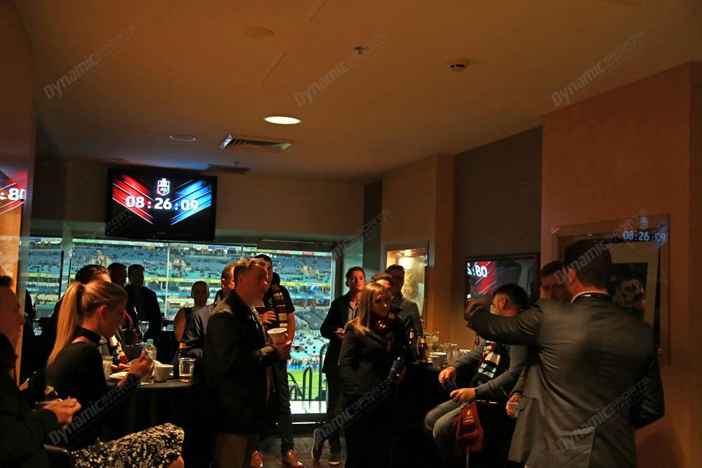 ANZ Stadium - 20 Pax Suite