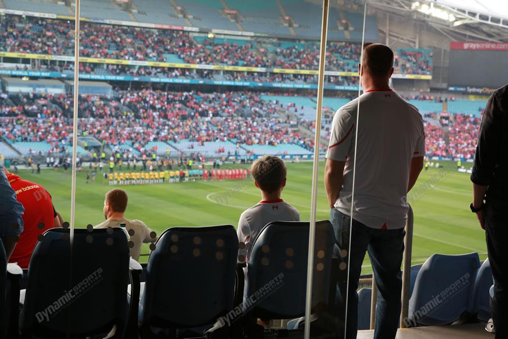 Anz Stadium Corporate Suite State Of Origin 2 2018