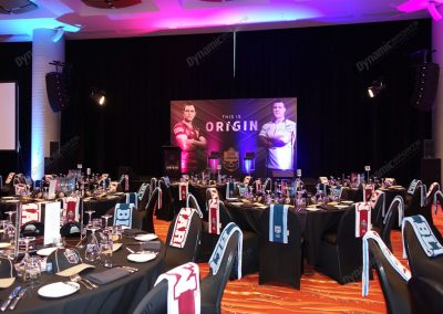 Millennium Room ANZ Stadium State of Origin