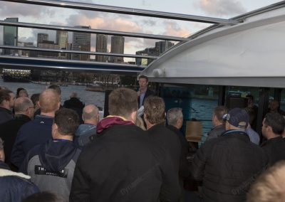 Official NRL State of Origin Harbour Cruise Circular Quay