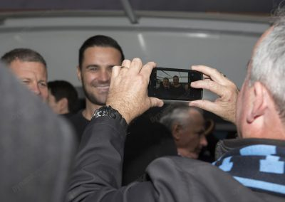 Official NRL State of Origin Harbour Cruise Photos