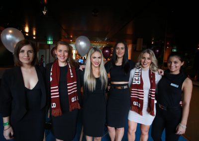 State of Origin Captains Club Darling and Co Hosts