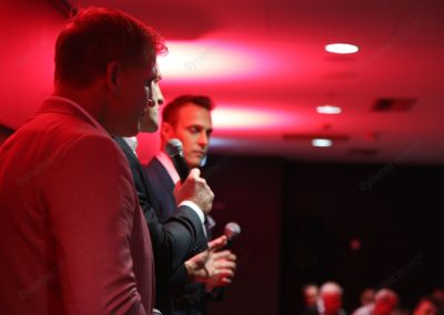 State of Origin Corporate Speakers - Skyline Lounge