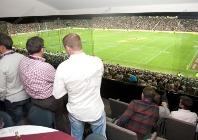 State of Origin Corporate Suite Suncorp Guests