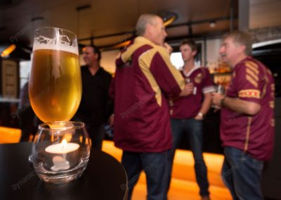 State of Origin Corporate Tour - Pre Function Drinks Gary