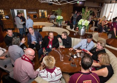 State of Origin Corporate Tour - Pre Function Function