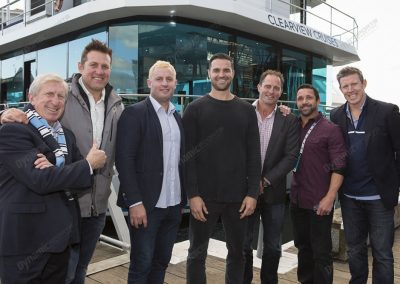 State of Origin Cruise Sydney Corporate Guests