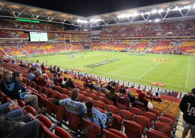 State of Origin Paddington Room Ticket Packages