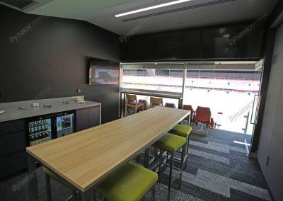 Suncorp Stadium State of Origin Corporate Suite 14 Westernt