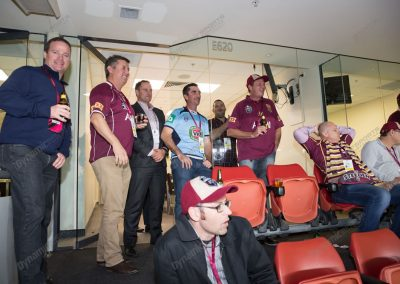 Suncorp Stadium State of Origin Corporate Suites East External