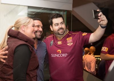Suncorp Stadium State of Origin Corporate Suites Robbie O'Davis