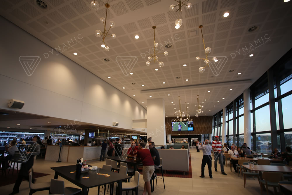 Optus Stadium - Captains Club