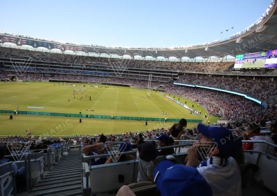 State of Origin Optus Stadium Corporate Box