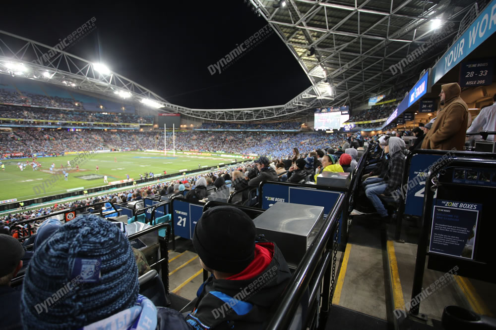 ANZ Stadium - 8 seat box