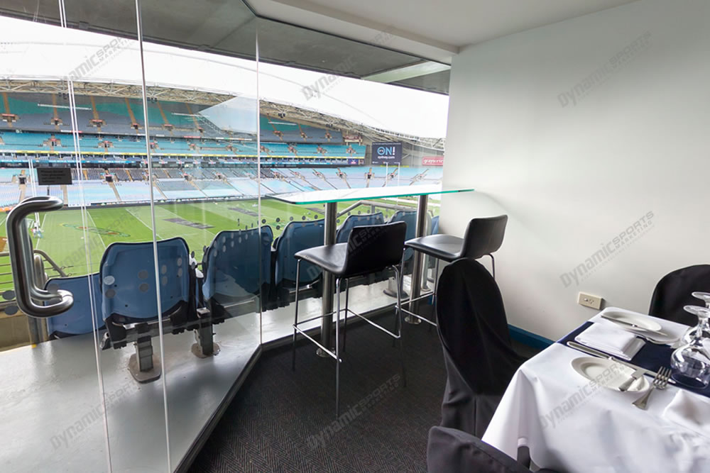 ANZ Stadium - 14 Pax Suite