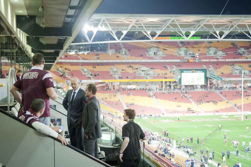 Suncorp - Corporate Box - 10 Seater (standard)