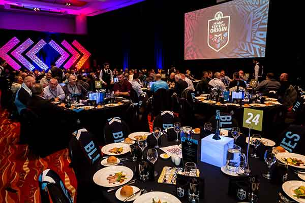 ANZ Stadium - Signature Dining