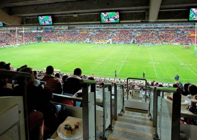State of Origin Suncorp Stadium Corporate Box