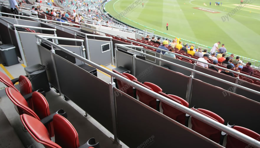 Adelaide Oval - Corporate Box - 10 Seater - 30m to 20m