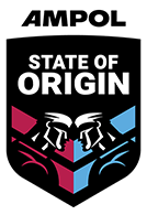 Ampol State of Origin Shield